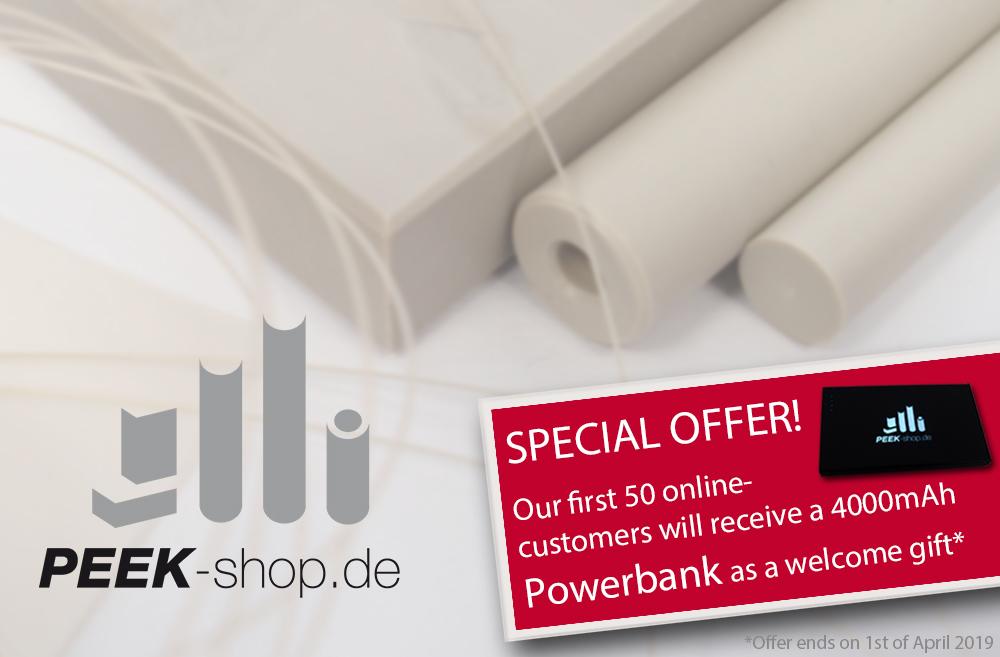 PEEK-shop Offer